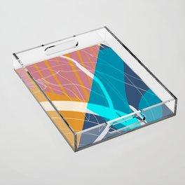 Schoener Wildwuchs Acrylic Tray