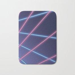 Laser Class Photo Backdrop Bath Mat