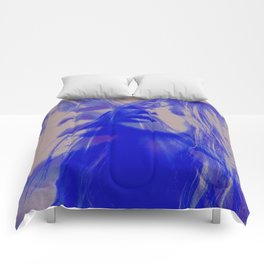 double Kate blues (kate moss) Comforters