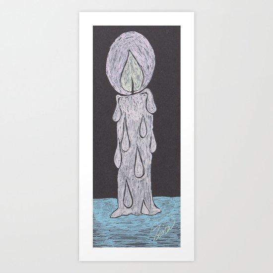 Warm Glow Art Print