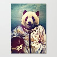 contact Canvas Prints featuring The Greatest Adventure by rubbishmonkey