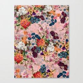 Summer Botanical Garden VIII - II Canvas Print