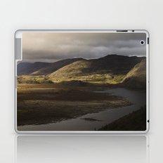 Clouds, Land, Water Laptop & iPad Skin
