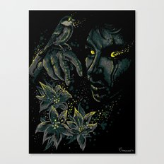 The life of the living dead Canvas Print