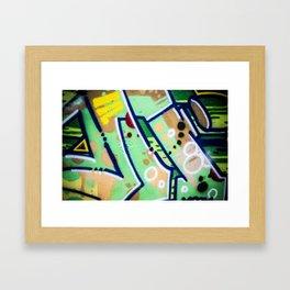 not_change_pic 3 Framed Art Print