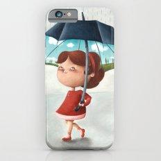 Happy umbrella iPhone 6s Slim Case