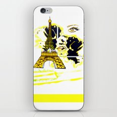 Son Paris 1.4 iPhone & iPod Skin