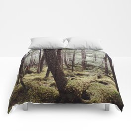 Tree gathering | Nature Photography Comforters