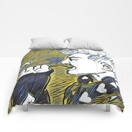 G Dragon Comforters