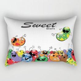 Sweet Beans Rectangular Pillow