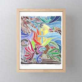 Hope Unfinished Framed Mini Art Print