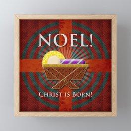 Noel! Framed Mini Art Print