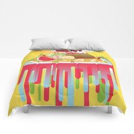 Buenos Dias Mister Sun Comforters