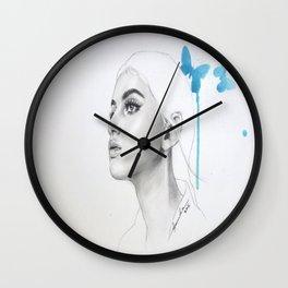 Butterfly3 Wall Clock