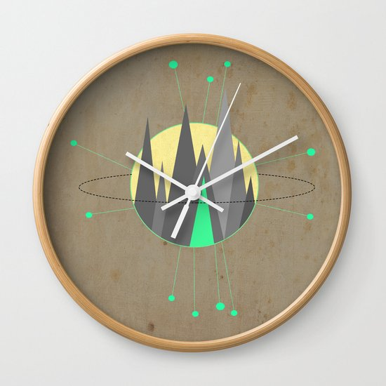 GET LOST AGAIN Wall Clock