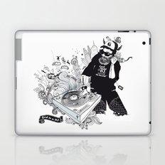 GOD IS A DJ Laptop & iPad Skin