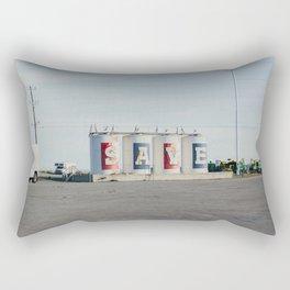 Save Barrels - Bliss, ID Rectangular Pillow