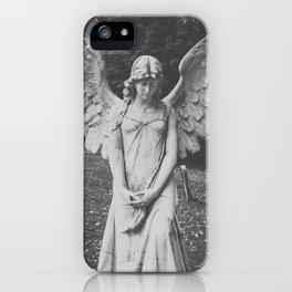 Angel no. 2 iPhone Case