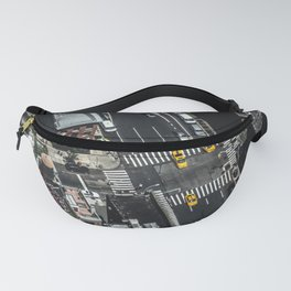 Little Yellow Cabs Fanny Pack