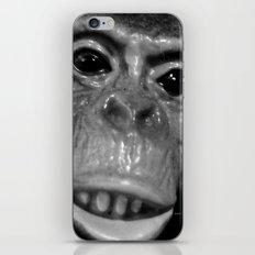 chimpancé iPhone & iPod Skin