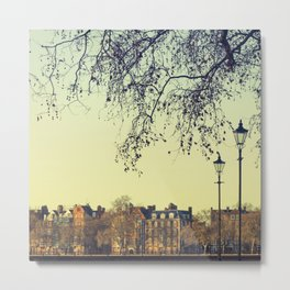 A place called London Metal Print