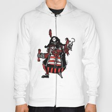 The Captain Pirate inspired by Captain Pugwash Hoody