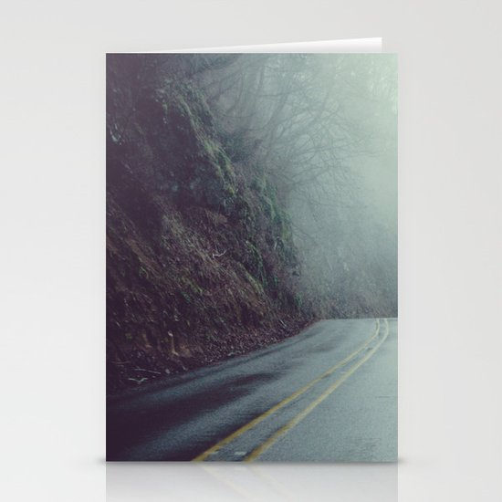 Abyss Stationery Cards