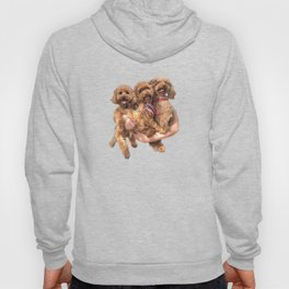 poodle party! Hoody