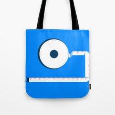 Measuring Tape Tote Bag