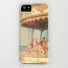 Circling Horses iPhone (5, 5s) Slim Case