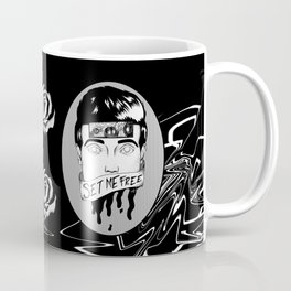 Set Me Free Coffee Mug