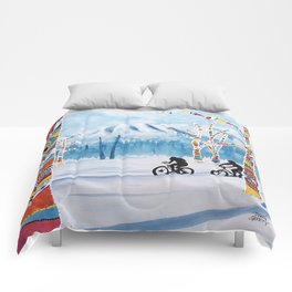 Fat Love Comforters