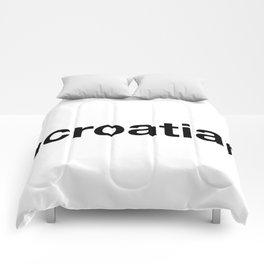 CROATIA Comforters