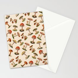 Magical Mushrooms Stationery Cards
