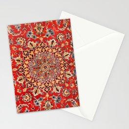 Soft Effects Oriental Rug Glamping She-Shed Elegant Boho Stationery Cards