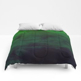 Watercolor (Witch's Blood) Comforters