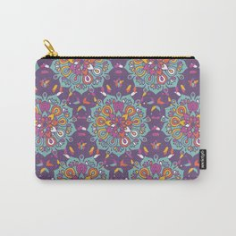 Colourful Utopia Carry-All Pouch