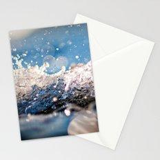 Water Splash Stationery Cards