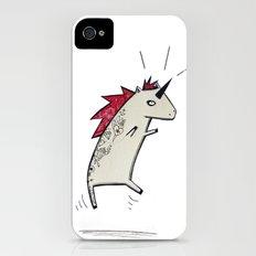 Punk Rock Unicorn ! iPhone (4, 4s) Slim Case