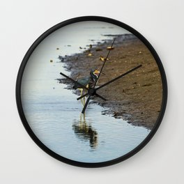 Never Got to Say Goodbye Wall Clock