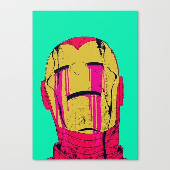 Smack! Canvas Print