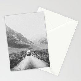 ON THE ROAD XXV / Scotland Stationery Cards