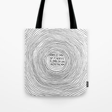 fell in love with the sun Tote Bag