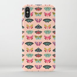 Lepidoptery No. 1 by Andrea Lauren  iPhone Case