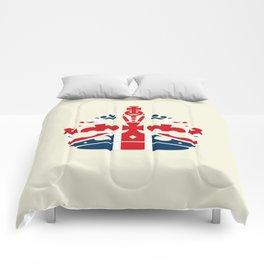 British Coronation Comforters
