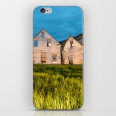 Family Homestead iPhone & iPod Skin