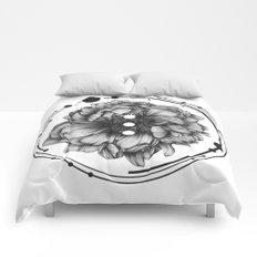 Elliptical II Comforters