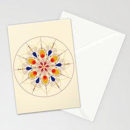 Mandala - Vintage Palette Stationery Cards
