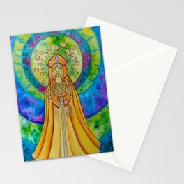 Presenze dorate Stationery Cards
