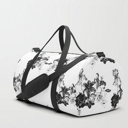 BW Toile Duffle Bag